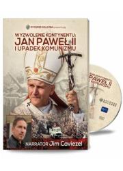 Wyzwolenie Kontynentu: Jan Paweł - okładka filmu