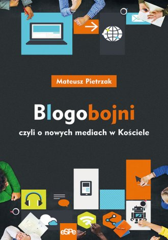 Blogobojni czyli o nowych mediach - okładka książki
