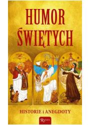 Humor Świętych - okładka książki
