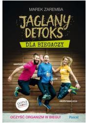 Jaglany detoks dla biegaczy - okładka książki