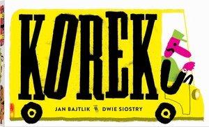 Korek - okładka książki
