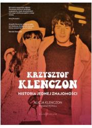 Krzysztof Klenczon. Historia jednej - okładka książki