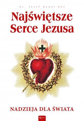 Najświętsze Serce Jezusa. Nadzieja - okładka książki