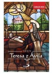 Święta Teresa z Avila - okładka książki