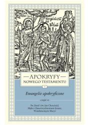 Apokryfy Nowego Testamentu. Ewangelie - okładka książki