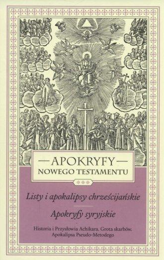 Apokryfy Nowego Testamentu. Listy - okładka książki