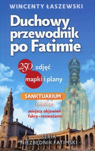 Duchowy przewodnik po Fatimie - okładka książki