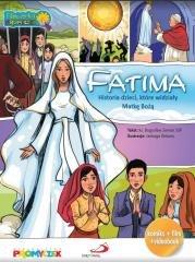 Fatima. Historia dzieci, które - okładka książki