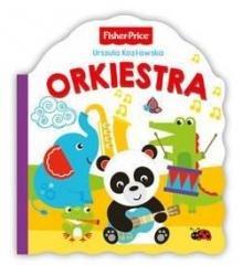 Orkiestra - okładka książki