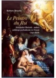 Le Peintre du Roi - okładka książki