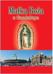 Matka Boża z Guadalupe - okładka książki