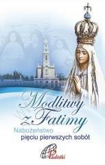 Modlitwy z Fatimy. Nabożeństwo - okładka książki