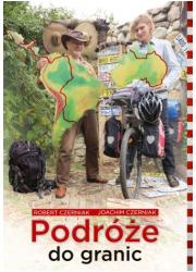 Podróże do granic - okładka książki