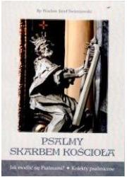 Psalmy skarbem Kościoła - okładka książki