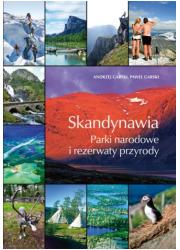Skandynawia. Parki narodowe i rezerwaty - okładka książki