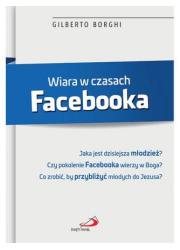 Wiara w czasach Facebooka - okładka książki