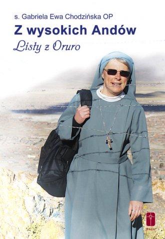 Z wysokich Andów. Listy z Oruro - okładka książki
