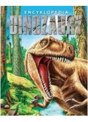 Dinozaury. Encyklopedia - okładka książki