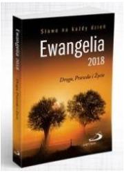 Ewangelia 2018 - okładka książki