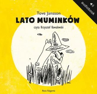 Lato Muminków - pudełko audiobooku