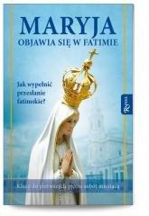 Maryja objawia się w Fatimie - okładka książki