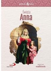 Święta Anna. Seria: Skuteczni Święci - okładka książki