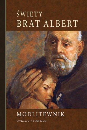Święty Brat Albert - okładka książki