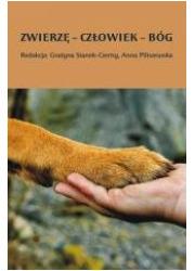 Zwierzę - człowiek - Bóg - okładka książki