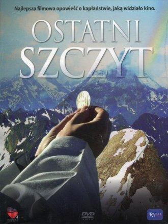 Ostatni szczyt - okładka filmu