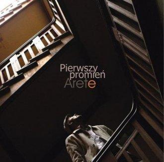 Pierwszy promień - okładka płyty