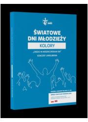 Światowe Dni Młodzieży Kolory cz. - okładka płyty