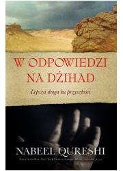 W odpowiedzi na dżihad - okładka książki