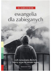 Ewangelia dla zabieganych - okładka książki