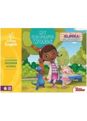 My colourful words! Dosia Disney - okładka książki