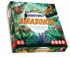 Odkrywcy. Amazonia - zdjęcie zabawki, gry