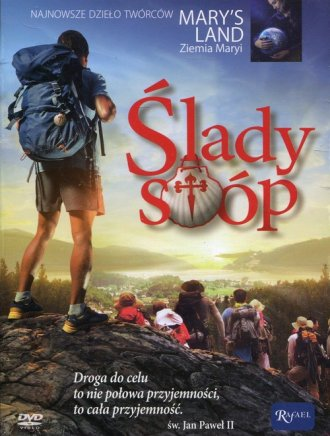 Ślady stóp - okładka filmu