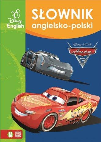 Słownik angielsko-polski. Auta - okładka książki