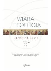 Wiara i teologia - okładka książki