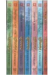 Opowieści z Narnii. Tom 1-7 - okładka książki