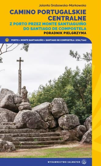 Camino Portugalskie Centralne. - okładka książki