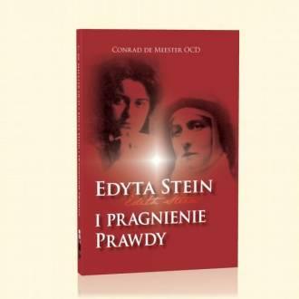 Edyta Stein i pragnienie Prawdy - okładka książki