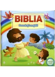 Biblia. Poszukaj i znajdź! - okładka książki