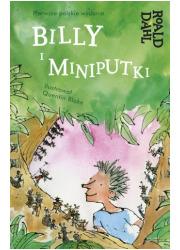 Billy i Miniputki - okładka książki