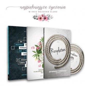 Królowa czy niewolnica / Jak zbudować - pudełko audiobooku