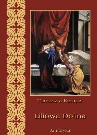 Liliowa dolina - okładka książki