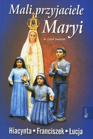 Mali przyjaciele Maryi - okładka książki