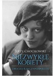 Niezwykłe kobiety Drugiej Rzeczypospolitej - okładka książki