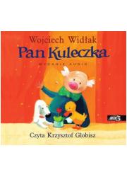 Pan Kuleczka  książka audio - pudełko audiobooku