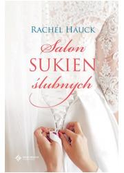 Salon sukien ślubnych - okładka książki