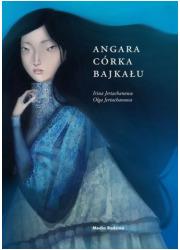 Angara córka Bajkału - okładka książki